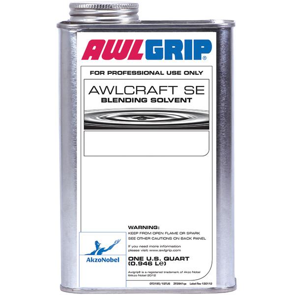 Awlgrip Awlcraft SE Blending Solvent, Quart Sale $89.99 SKU: 16203465 ID# OT0195/1QTUS UPC# 841006095320 :