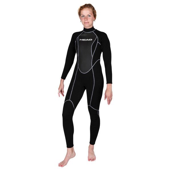 HEAD Women's Wave Wetsuit, 2.5mm, Size 10 Sale $99.99 SKU: 16208076 ID# 483801BGR10 UPC# 792460139191 :