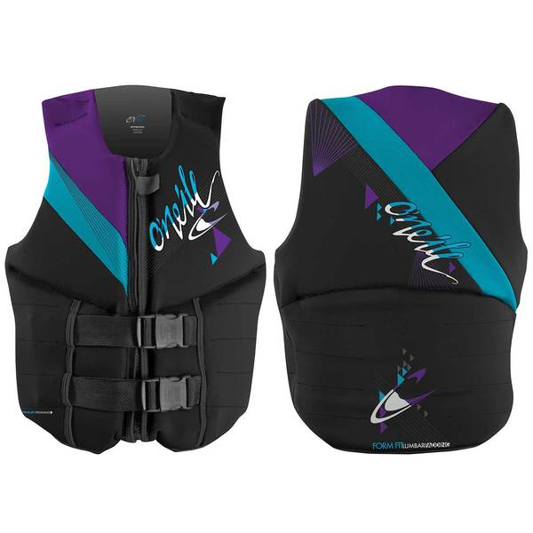 O'neill Womens Reactor Watersports Life Vest, Chest Size 30x9D-32x9D Sale $89.99 SKU: 16209710 ID# 3989-T73-4 UPC# 603731933939 :
