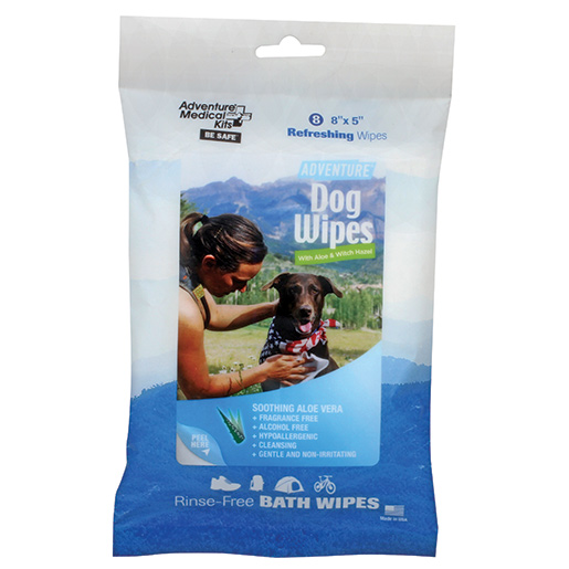 Adventure Medical First Aid Dog Wipes