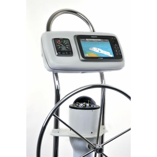 Navpod SystemPod Pre-Cut for Raymarine c95 / c97, e95 / e97 & instrument / 12 Guard Sale $459.99 SKU: 16221228 ID# GP2040-15 UPC# 659988109337 :