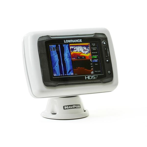 Navpod PowerPod Pre-Cut for Lowrance HDS-7 Gen2 Touch