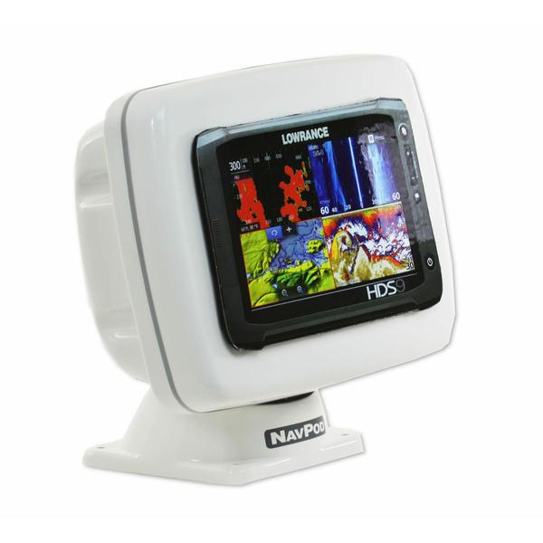 Navpod PowerPod Pre-Cut for Lowrance HDS-9 Gen2 Touch Sale $429.99 SKU: 16221343 ID# PP4810 UPC# 659988108880 :
