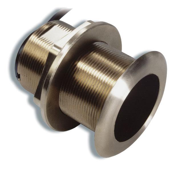 Simrad B60 12 Tilt Thru-Hull Transducer, 50/200kHz