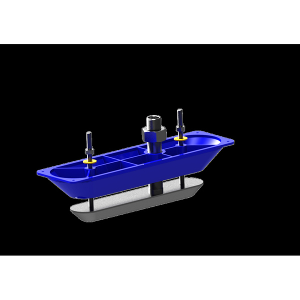 Simrad StructureScan HD Stainless Steel Thru-hull Transducer Sale $799.99 SKU: 16222622 ID# 000-11459-001 UPC# 9420024128695 :