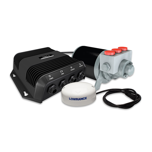 Lowrance Outboard Pilot Hydraulic Steering Pack