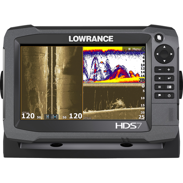 Lowrance HDS-7 Gen3 Touchscreen Fishfinder / Chartplotter, without Transducer Sale $1249.99 SKU: 16222853 ID# 000-11784-001 UPC# 9420024135143 :