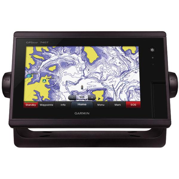 Garmin GPSMAP 7407 Chartplotter