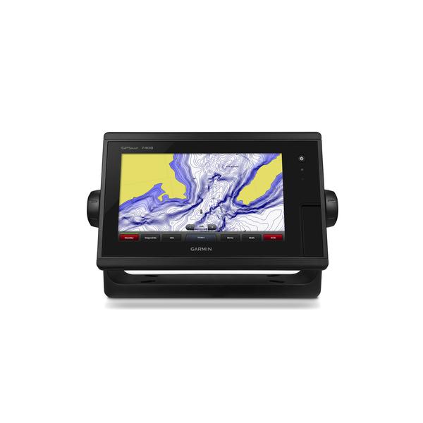 Garmin GPSMAP 7408 Multi-touch Widescreen Chartplotter