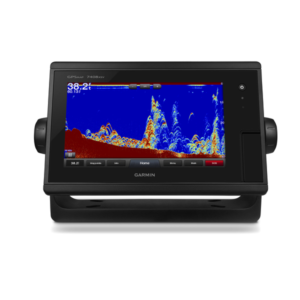 Garmin GPSMap 7408xsv Multi-touch Widescreen Chartplotter/Sonar Combo
