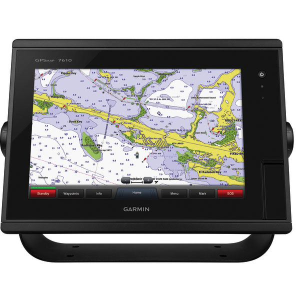 Garmin GPSMAP 7610 Multi-touch Widescreen Chartplotter Sale $2499.99 SKU: 16223554 ID# 010-01306-01 UPC# 753759118112 :
