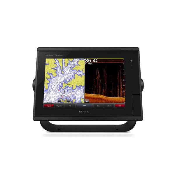 Garmin GPSMAP 7610xsv Multi-touch Widescreen Chartplotter/Sonar Combo