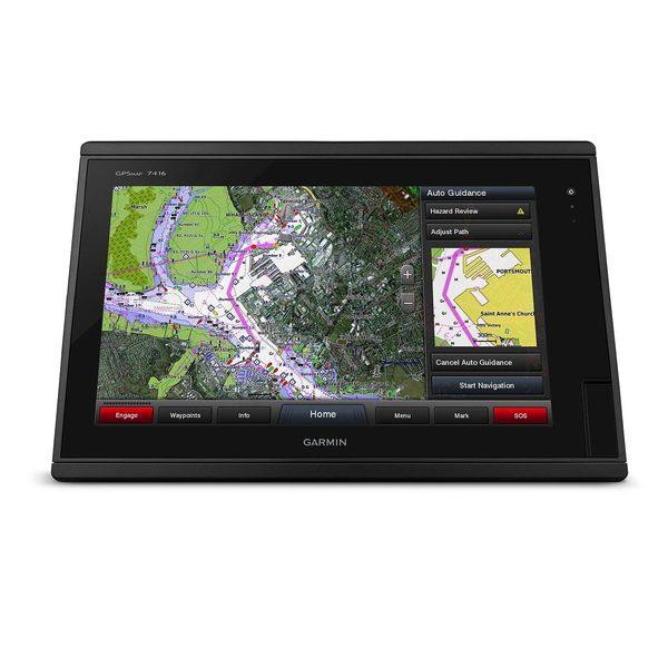 Garmin GPSMAP 7416 Multi-touch Widescreen Chartplotter
