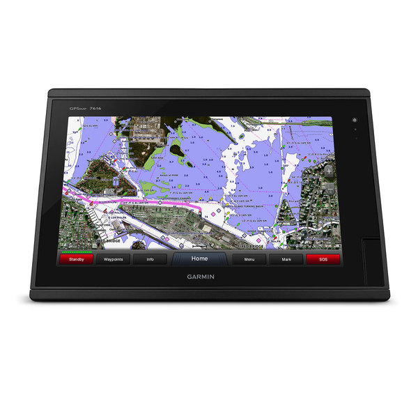 Garmin GPSMAP 7616 Multi-touch Widescreen Chartplotter
