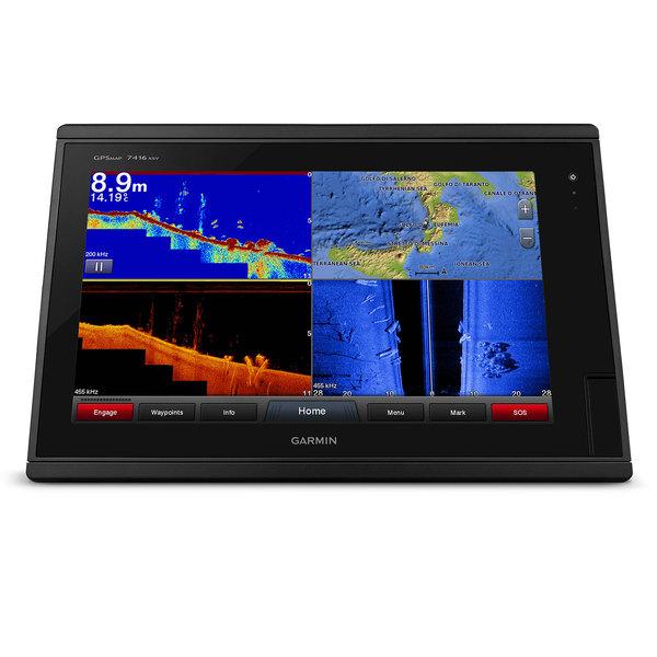 Garmin GPSMAP 7416xsv Multi-touch Widescreen Chartplotter Sale $5899.99 SKU: 16223646 ID# 010-01402-02 UPC# 753759132552 :