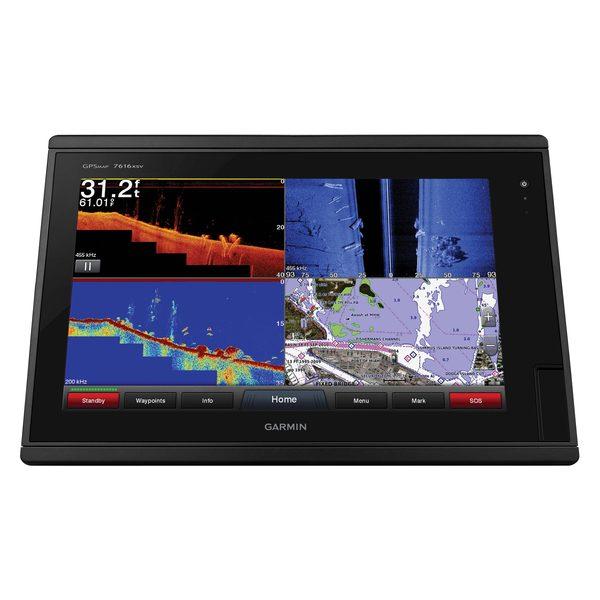 Garmin GPSMAP 7616xsv Multi-touch Widescreen Chartplotter/Sonar Combo
