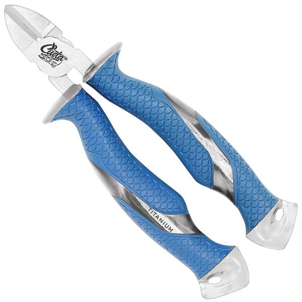 Cuda Titanium Bonded Diagonal Wire Cutters, 6 3/4 Sale $19.99 SKU: 16224974 ID# 18827 UPC# 16162188272 :