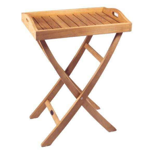 Seateak Teak Folding Tray Sale $159.99 SKU: 16225385 ID# 60032 UPC# 814154015533 :