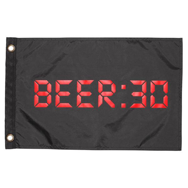 Kwik Tek Beer 30 Novelty Flag Sale $9.99 SKU: 16225427 ID# F-002B30 UPC# 737826040377 :
