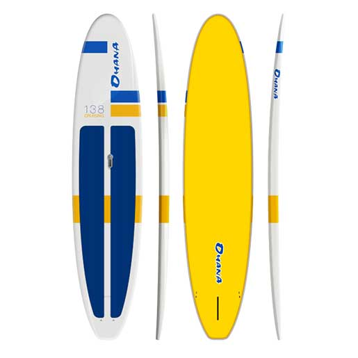 11'6 Ohana 138 Cruising Stand-Up Paddleboard