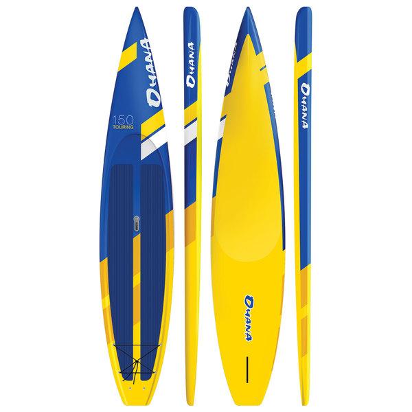 12'6 Ohana 150 Touring Stand-Up Paddleboard