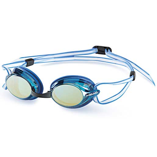 HEAD Venom Mirrored Goggles, Black/Blue Sale $14.99 SKU: 16225641 ID# 451004BLBL UPC# 792460020178 :