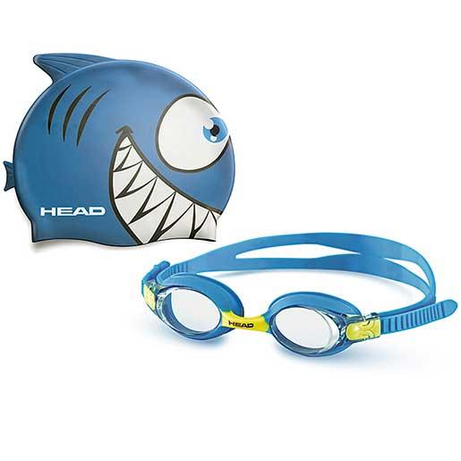 HEAD Meteor Junior Character Set, Blue Sale $12.99 SKU: 16225757 ID# 451020BL BL UPC# 792460020819 :