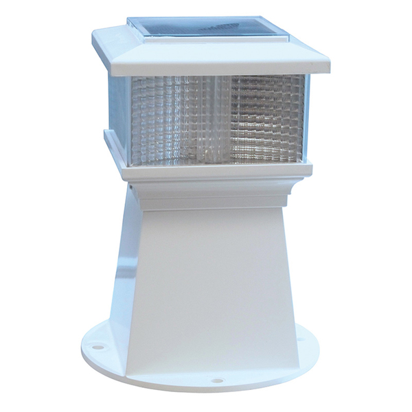 Dock Edge Solar Piling Light Sale $99.99 SKU: 16228348 ID# 96-264-F UPC# 776113962640 :
