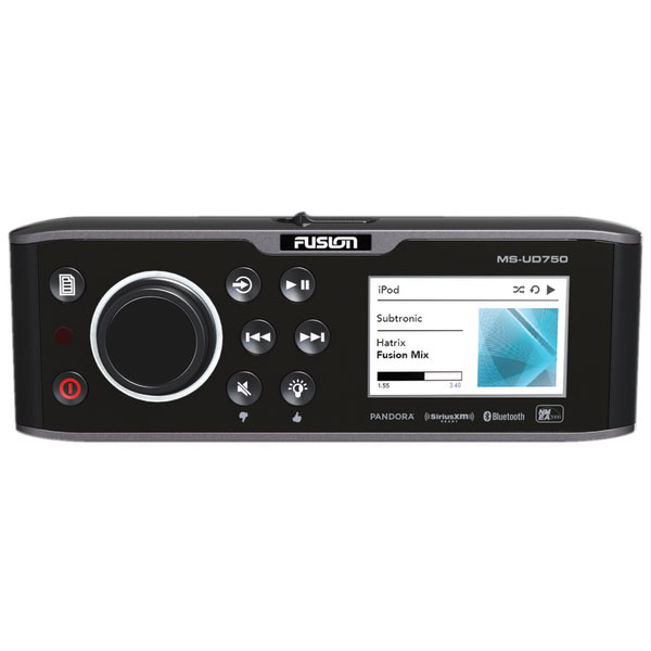 Fusion MS-UD750 UniDock Marine Stereo