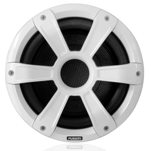 Fusion Signature Series Marine Speaker with Subwoofer, White, 10in, LED Sale $299.99 SKU: 16230849 ID# SG-SL10SPW UPC# 753759135805 :