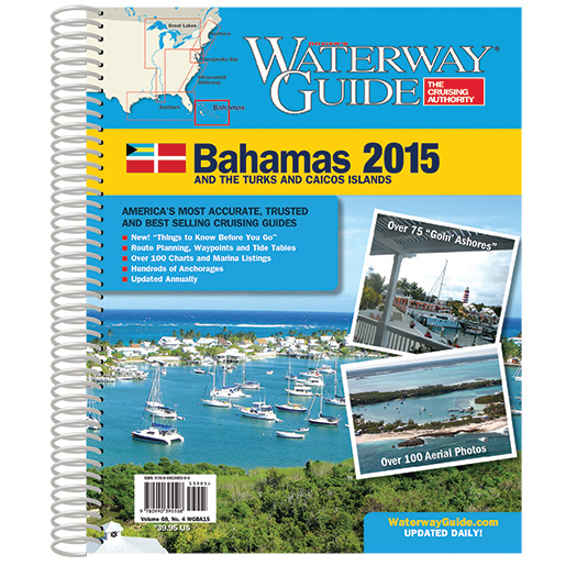 2015 Waterway Guide Bahamas