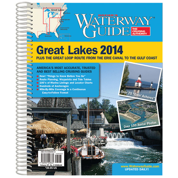 2015 Waterway Guide—Great Lakes Edition