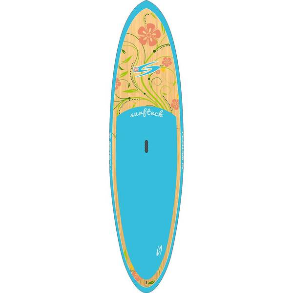 Surftech 10' Discovery Stand-Up Paddleboard, Floral Sale $1199.99 SKU: 16246464 ID# DX011-1000-ST UPC# 849799003287 :