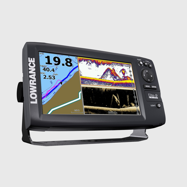 Lowrance Elite-9 CHIRP Fishfinder/Chartplotter, Enhanced US Lakes Mapping, Medium CHIRP Transducer Sale $999.99 SKU: 16246803 ID# 000-12181-001 UPC# 9420024136768 :