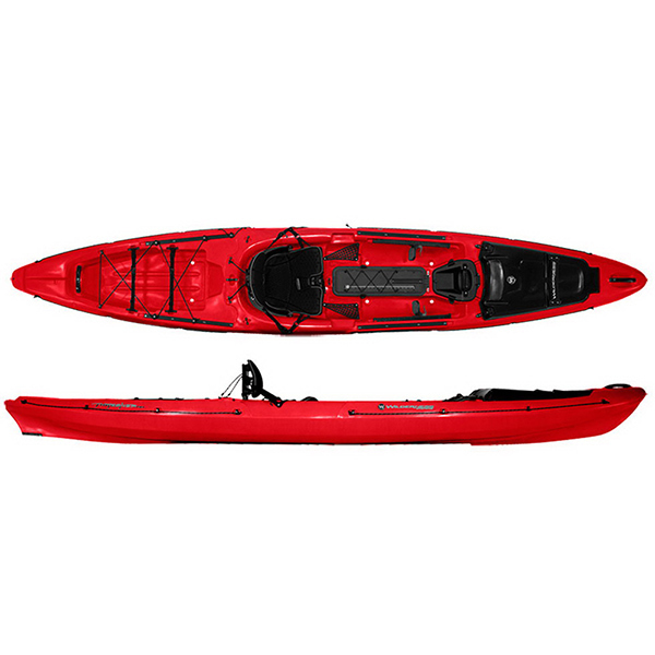 Wilderness Systems Thresher 140 Sit-On-Top Angler Kayak