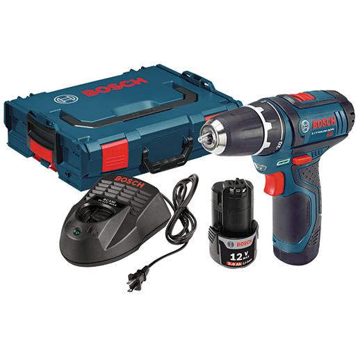 Bosch 12V Cordless Drill/Driver