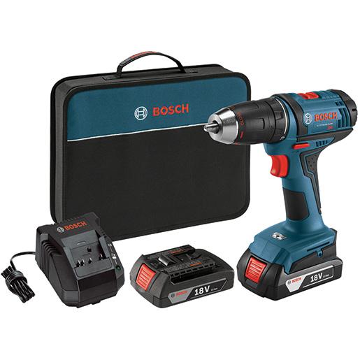 Bosch 18V Cordless Drill/Driver Sale $199.99 SKU: 16280893 ID# DDS181-02 UPC# 346453737 :