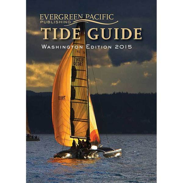 Evergreen Pacific Washington 2015 Tide Guide Sale $2.99 SKU: 16287658 ID# 2.71 :