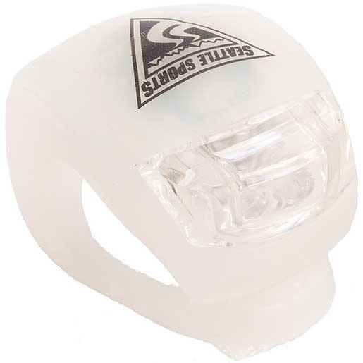 Seattle Sports Blazer Blast Bike Light, White Sale $8.99 SKU: 16289787 ID# 52000 UPC# 780292520003 :