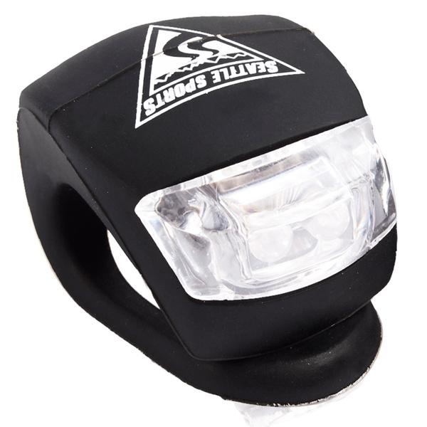 Seattle Sports Blazer Blast Bike Light, White/Black Sale $8.99 SKU: 16289795 ID# 52015 UPC# 780292520157 :