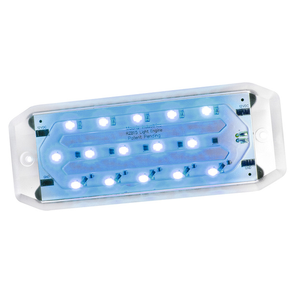 Macris Industries MIU15 Underwater Lights, Ice Blue