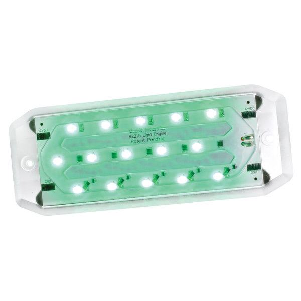 Macris Industries MIU15 Underwater Lights, Green