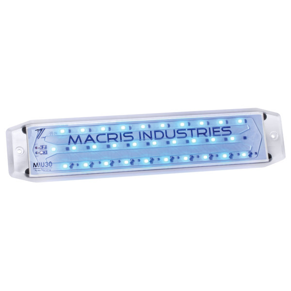 Macris Industries MIU30 Underwater Lights, Ice Blue