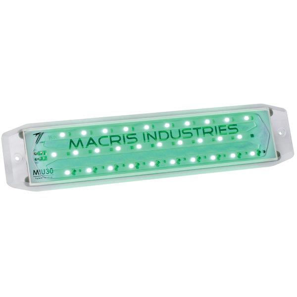 Macris Industries MIU30 Underwater Lights, Green
