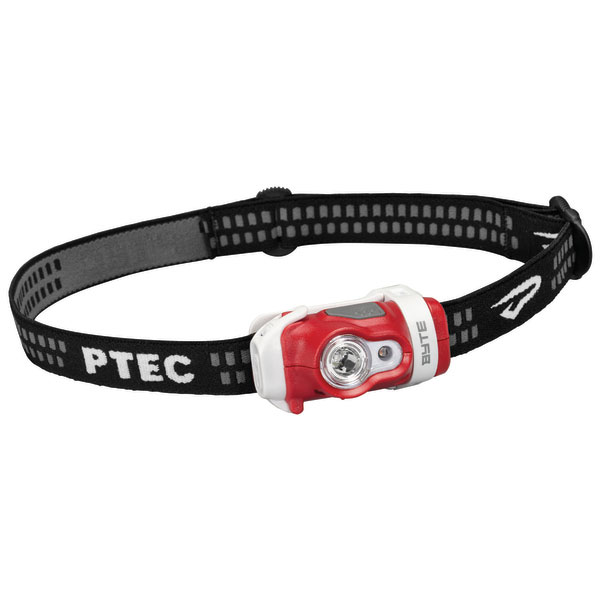 Princeton Tec Byte Headlamp—Red Sale $21.99 SKU: 16297418 ID# BYT70-RD UPC# 795626021811 :