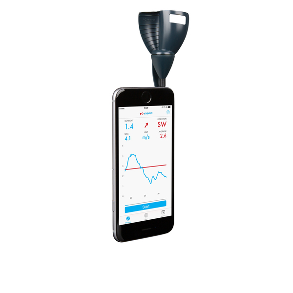 Vaavud 2 Wind Meter for Smartphones
