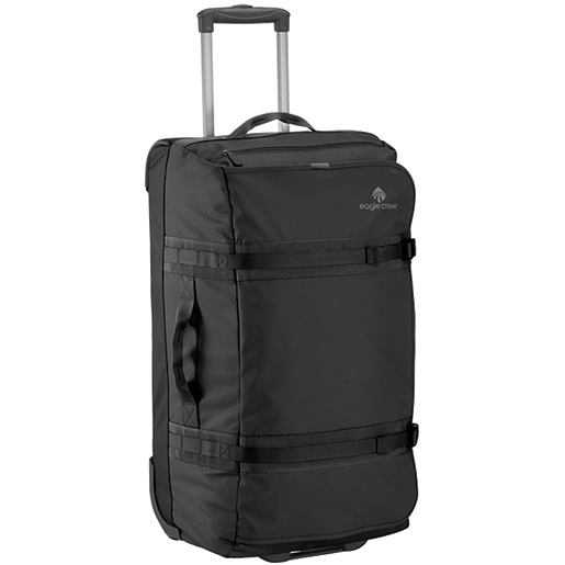 Eagle Creek No Matter What Flatbed Duffel 28 Black Sale $199.99 SKU: 16316192 ID# EC-20520101 UPC# 888654189483 :