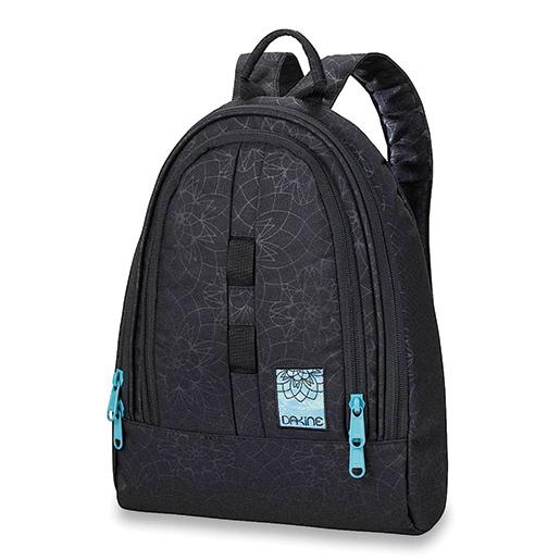 Dakine Cosmo 6.5L Backpack Black Sale $19.88 SKU: 16316358 ID# 8210060-648 UPC# 610934861648 :