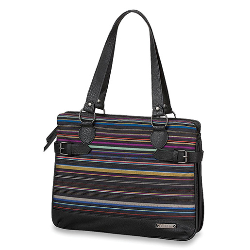 Dakine Megan 10L Shoulder Bag Black/purple/multi