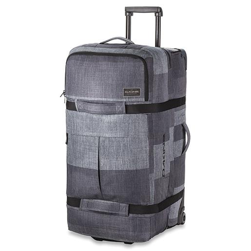 Dakine Split Roller 65L Travel Bag Gray